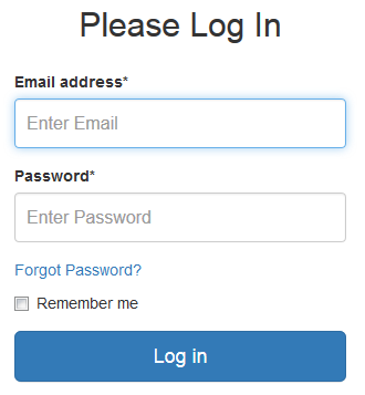 Default Edge Login Template